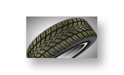 Dunlop SP Winter Response 2 Sipe System 1
