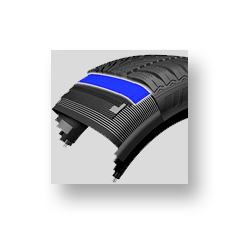 Goodyear Ultra Grip 8 Performance fuel efficient design