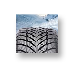 Goodyear Ultra Grip SUV blades design