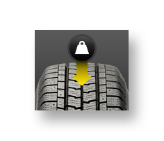 Goodyear Cargo Ultra Grip 2 high load-carrying capability